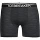 Icebreaker M's Anatomica Boxers jet hthr/black